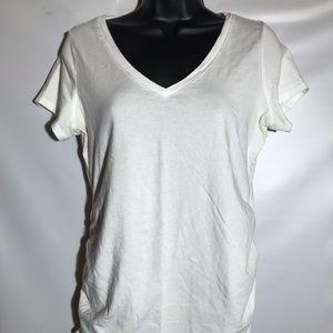 Motherhood Maternity white shirt size M